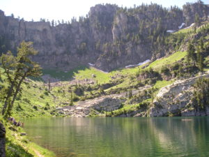 Bloomington Lake