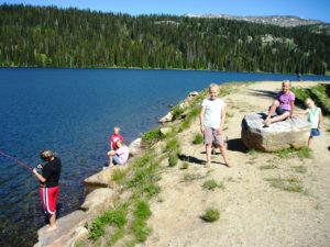 Goose Lake Campout