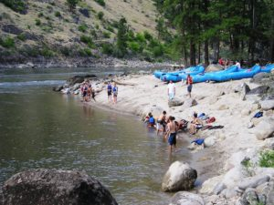 Salmon River High Adventure Base 2008